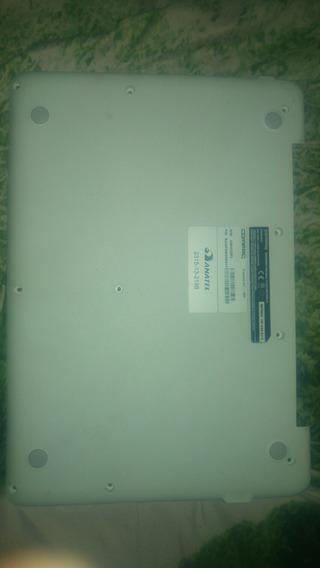 Carcaça Inferior Notbook 2 Em 1 Compaq Cq360
