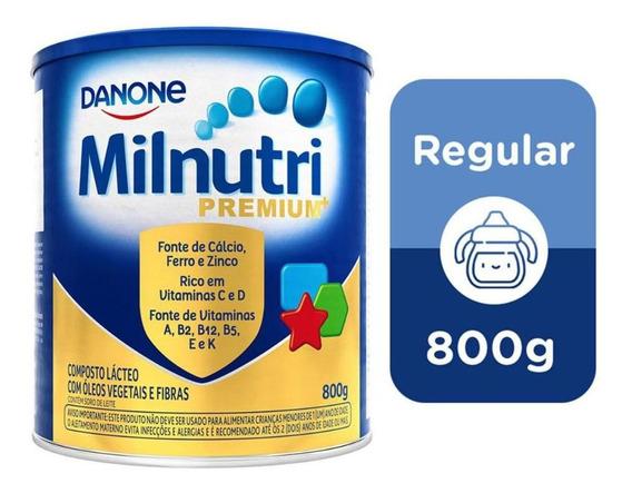 Composto Lácteo Milnutri Danone Lata 800g