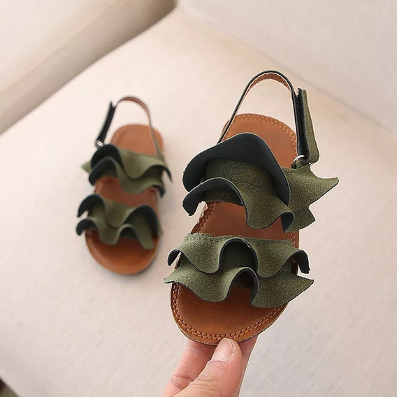 Sandalias Para Bebé Talla 13.5cm