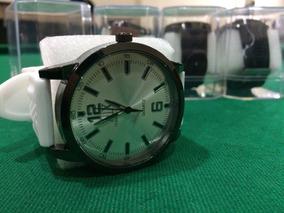 Relógio Multi Marcas Pulseira Silicone Pronta Entrega