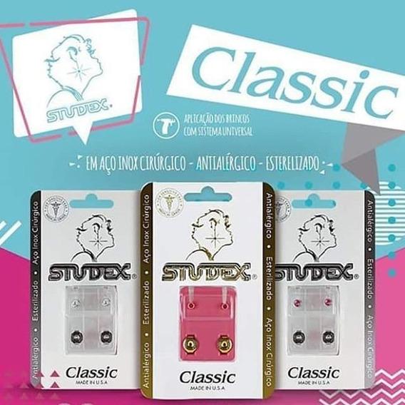Kit Studex 128 Pares Classic