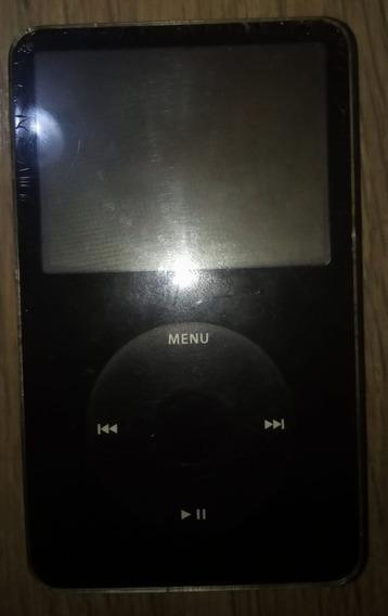 iPod Classic 5 Geração A1136 30gb (com Defeito, Sem Bateria)