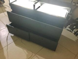 Mueble Exhibidor Con Cajones