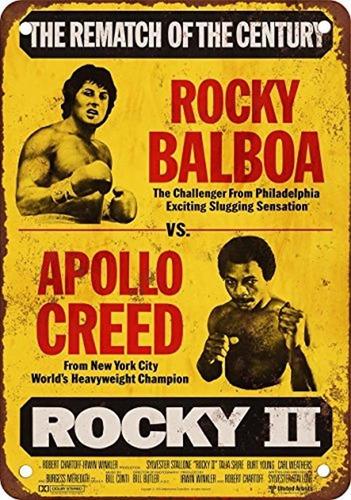 Imagen 1 de 1 de 1979 Rocky Balboa Vs.
