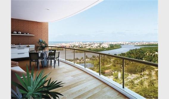 Apartamento Luxo À Venda, Jardins, Aracaju. - Ap0293