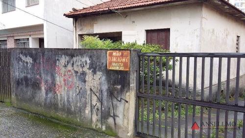 Imagem 1 de 4 de Terreno À Venda, 439 M² Por R$ 1.400.000,00 - Centro - São Bernardo Do Campo/sp - Te0042