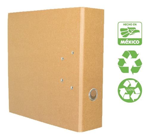 Registrador Carta  1 Pieza Reciclado Ecológico