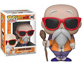 Funko Pop Master Roshi 382 Dragon Ball Z Figura Original Edu