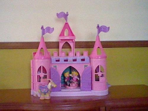 Castillo Musical Fischer Price Princesas.little People