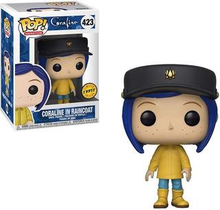 Funko Pop! Coraline Raincoat Chase
