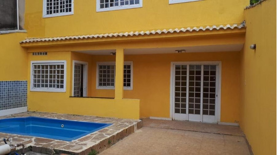 Casa Em Santa Cruz Da Serra, Duque De Caxias/rj De 112m² 3 Quartos À Venda Por R$ 290.000,00 - Ca322708