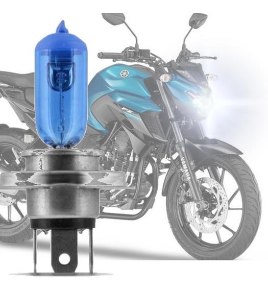 Lampada Super Branca Alto/baixo Yamaha Fazer 250 8500k