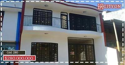 Vendo Hermosa Casa Excelente Ubicacion Flcia Cqta