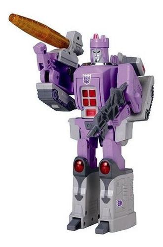 Transformers Scramble City Galvatron D62s Reedicion