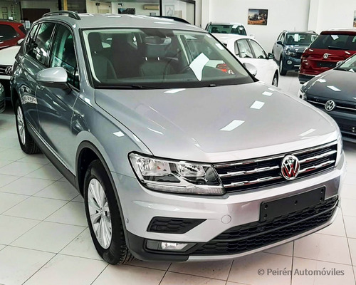 Volkswagen Tiguan 1.4 Tsi Comfortline 7p 2021 Entrega Inmed