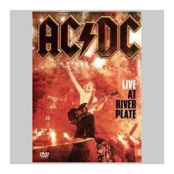 Ac/dc Live At River Plate Dvd Nuevo