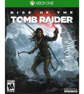 Rise Of The Tomb Raider Xbox One Juego Fisico Sellado