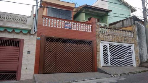 Sobrado  Residencial À Venda. Itaquera - So10556