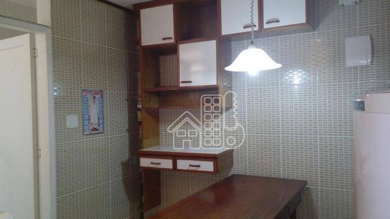 Apartamento À Venda, 75 M² Por R$ 450.000,00 - Ingá - Niterói/rj - Ap2286