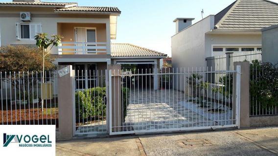 Casa Localizado(a) No Bairro Jardim Panorâmico Em Ivoti / Ivoti - 32011977