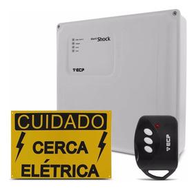 Central Cerca Eletrica Alard Shock Control Ecp Painel Alarm