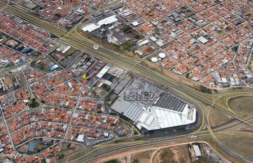 Área Comercial Industrial, Frente Para Marginal Da  Anhanguera - Ga0665