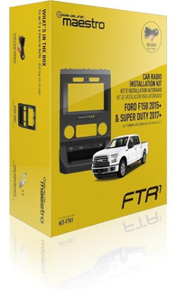 Frente Adaptador Ford F150 2015-2019 Kit-ftr1 Plug And Play