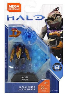 Halo Mega Construx Jackal Menor 22 Pzs