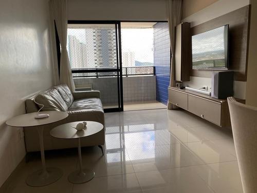 Apartamento Em Universitário, Caruaru/pe De 98m² 3 Quartos À Venda Por R$ 430.000,00 - Ap965716