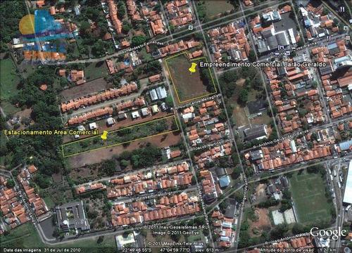 Imagem 1 de 5 de Terreno À Venda, 8 M² Por R$ 13.000.000 - Arruamento Luiz Vicentin - Campinas/sp - Te0067