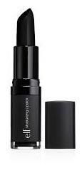 Elf Moisturizing Lipstick Negro / Lápiz Labial Negro Oferta