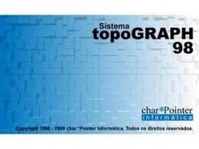 Topograph Tg98 Com Georreferenciamneto