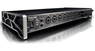 Interface De Audio Tascam Us-20x20 20 In/20 Out Usb 2.0