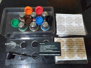 Kit De Cápsulas Reutilizáveis Sealpod P/ Cafeteira Nespresso