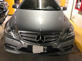 Mercedes Benz Clase E 3.5 E350 Coupe Sport B.efficiency At