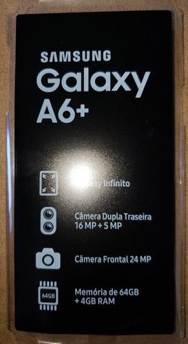 Galaxy Samsung A6+