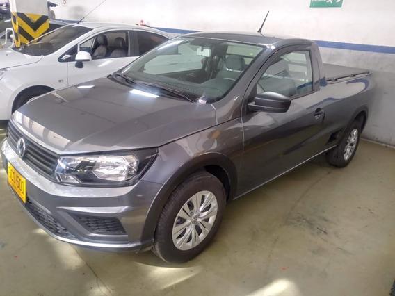 Volkswagen Saveiro Pick Up Mt 2020