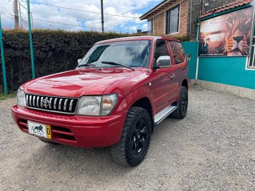 Toyota Prado Select Gx 4x4 Mt 2.7 1999
