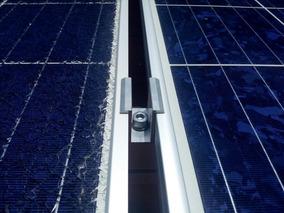 Kit C/48 Presilha Fixador 16lateral 32central Fotovoltaico *