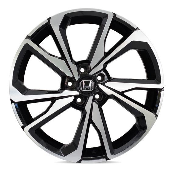 Rodas 20 Civic Si Honda Hrv Crv 5x114 Kia Hyundai