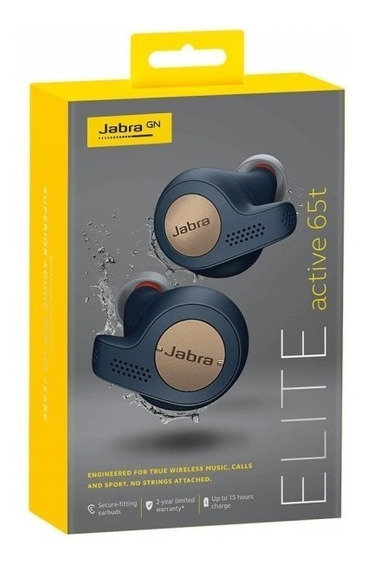 Jabra Elite Active 65t True Wireless Earbud