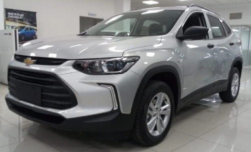 Nueva Suv Chevrolet Tracker 1.2 Nafta Turbo Manual 2021 Ep