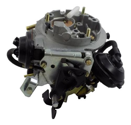 Imagem 1 de 2 de Carburador Novo Original Brosol 3e Opala Caravan 6cc Alcool