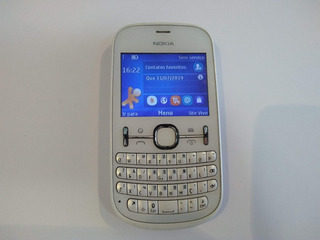 Nokia Asha 201 Qwerty Mp3 Radio Fm