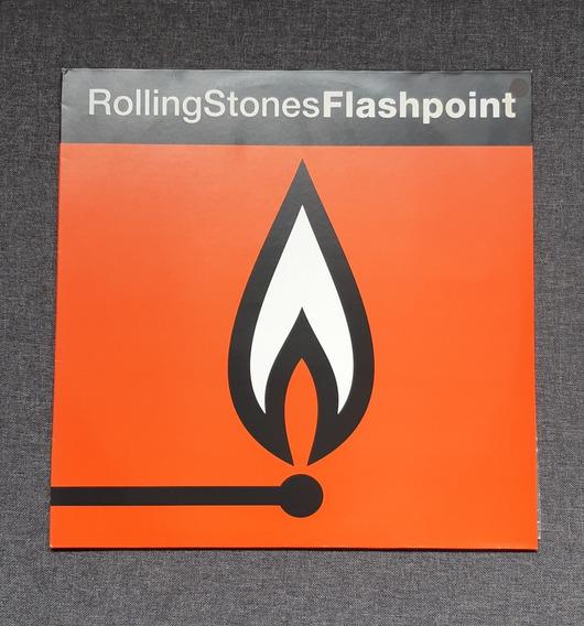 Lp Vinil The Rolling Stones - Flashpoint