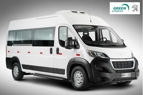 Imagem 1 de 2 de Boxer 2.0 Bluehdi Diesel Business L3h2 13m Minibus Manual