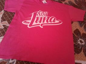 Playera Sublimada Soy Luna.