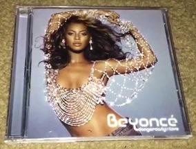 Cd Beyoncé Dangerously In Love Lacrado Fabrica Funk Black