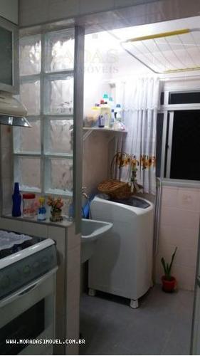 Imagem 1 de 14 de Apartamento Para Venda Em São Paulo, Horto Do Ipê, 2 Dormitórios, 1 Banheiro, 1 Vaga - 1502_1-721515