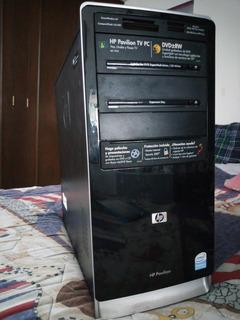 Pc Hp Pavilion Tareas Básicas Windows Teclado Y Mouse